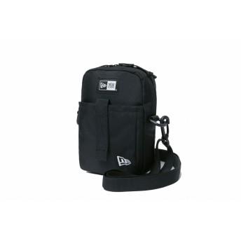 【ニューエラ公式】 ショルダーポーチ 1.7L ブラック メンズ レディース ワンサイズ バッグ 鞄 11787066 NEW ERA