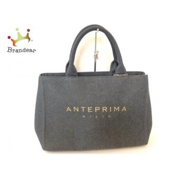 アンテプリマミスト ANTEPRIMA MISTO トートバッグ ダークグレー デニム スペシャル特価 20190816