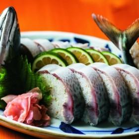 土佐の焼きサバ寿司用姿寿司 2本セット
