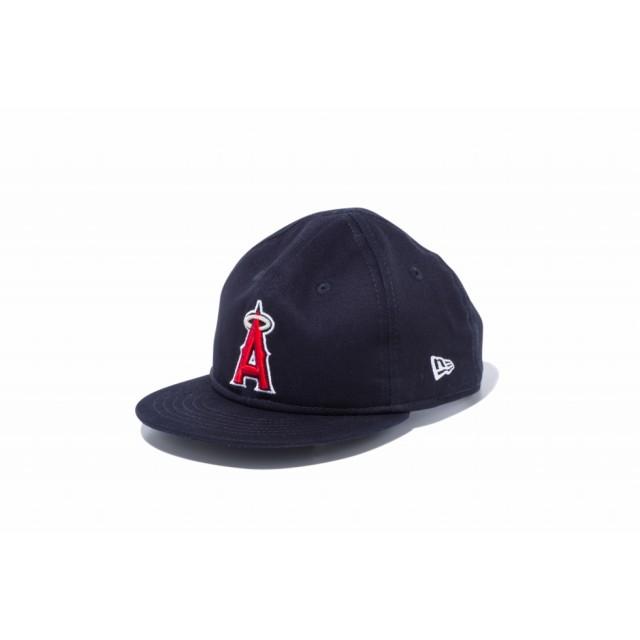 【ニューエラ公式】 My 1st 9FIFTY MLB カスタム ロサンゼルス・エンゼルス ネイビー 男の子 女の子 48.3 - 50.1cm MLB キャップ 帽子 12048669 NEW ERA