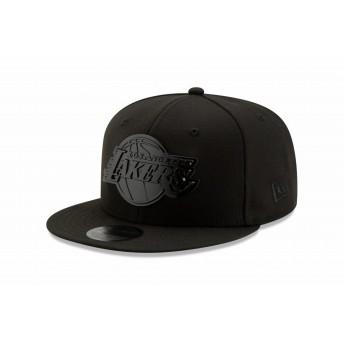 NEW ERA ニューエラ 59FIFTY ブラックアウト コレクション ロサンゼルス・レイカーズ メタルバッジ ベースボールキャップ キャップ 帽子 メンズ レディース 7 (55.8cm) 12032491 NEWERA