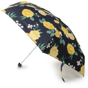 ITS' DEMO(イッツデモ) ビッグフラワープリント晴雨兼用ミニ傘