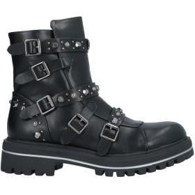 《期間限定セール開催中!》TUA BY BRACCIALINI レディース ショートブーツ ブラック 36 紡績繊維