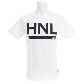 クイックシルバー(Quiksilver) プリントTシャツ HNL AC ST 18SPQST181092WHT (Men's)