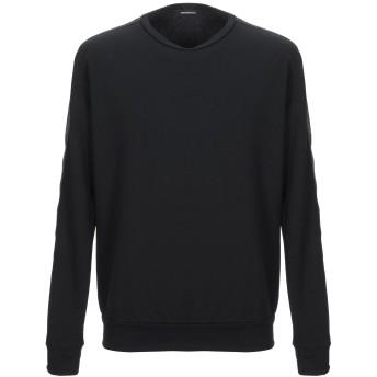 《セール開催中》IMPERIAL メンズ スウェットシャツ ブラック S コットン 100%