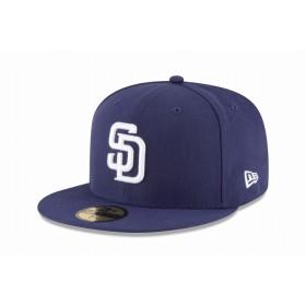 NEW ERA ニューエラ 59FIFTY MLB オンフィールド サンディエゴ・パドレス ゲーム ベースボールキャップ キャップ 帽子 メンズ レディース 7 (55.8cm) 11449345 NEWERA