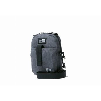 【ニューエラ公式】 ショルダーポーチ 1.7L ヘザーグレー メンズ レディース ワンサイズ バッグ 鞄 11901487 NEW ERA