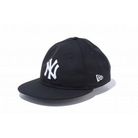 【ニューエラ公式】 RC 9FIFTY ニューヨーク・ヤンキース ブラック × ホワイト メンズ レディース 57.7 - 61.5cm MLB キャップ 帽子 12018891 NEW ERA