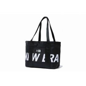 【ニューエラ公式】 トートバッグ ミニ 6L プリントロゴ ブラック × ホワイト メンズ レディース ワンサイズ ミニトート 11783255 NEW ERA