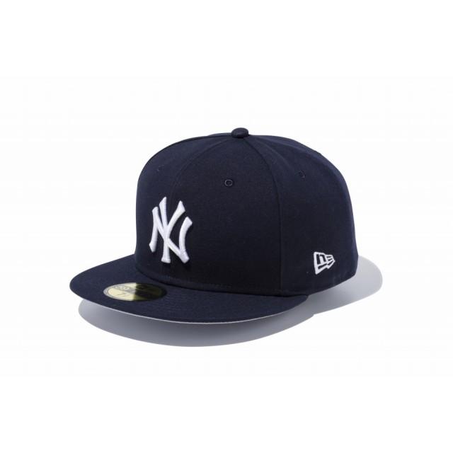 【ニューエラ公式】 59FIFTY GORE-TEX ニューヨーク・ヤンキース ネイビー × スノーホワイト メンズ レディース 7 (55.8cm) MLB キャップ 帽子 11434033 NEW ERA