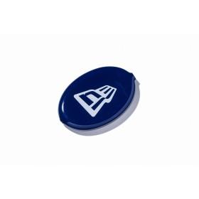 【ニューエラ公式】 コインケース ネイビーブルー × ホワイト メンズ レディース ワンサイズ アクセサリ 11506090 NEW ERA