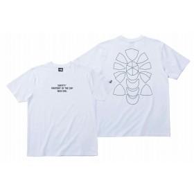 【ニューエラ公式】 コットン Tシャツ Anatomy of the Cap ホワイト × ブラック メンズ レディース Medium 半袖 Tシャツ 11900245 NEW ERA