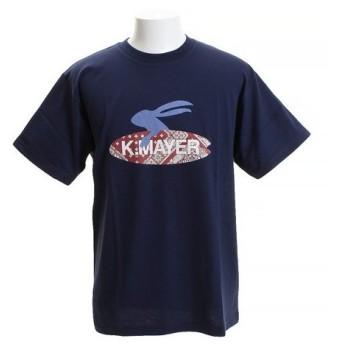 クリフメイヤー(KRIFF MAYER) ロゴTシャツ SURF 1819907-3-NVY (Men's)