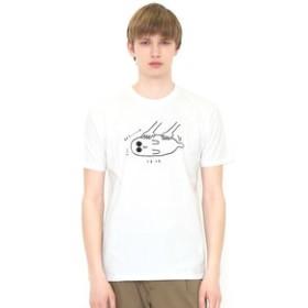 【グラニフ:トップス】グラニフ Tシャツ メンズ レディース 半袖 コネコネラッシー