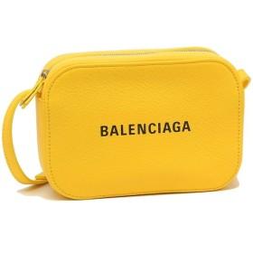 【送料無料】バレンシアガ バッグ BALENCIAGA 552372 D6W2N 7160 レディース ショルダーバッグ ポシェット YELLOW 黄色