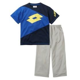 【ロット】半袖ルームウエア(半袖Tシャツ+7分丈パンツ)(男の子 子供服 ジュニア服) キッズパジャマ