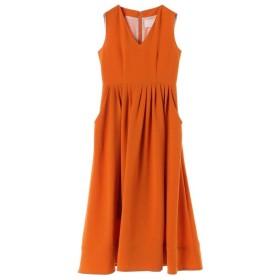 aacero AN / タックポケットワンピースドレス