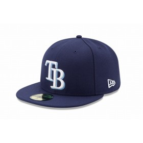 NEW ERA ニューエラ 59FIFTY MLB オンフィールド タンパベイ・レイズ ゲーム ベースボールキャップ キャップ 帽子 メンズ レディース 7 (55.8cm) 11449336 NEWERA