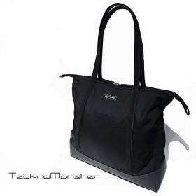 TECKNO MONSTER テクノモンスター ブラックカーペットシリーズトートバッグ tec00095