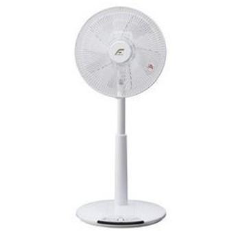【在庫1のみ】ユーイング (扇風機)リビング扇(リモコン付 ホワイト) U・ING UF-HR30M-W