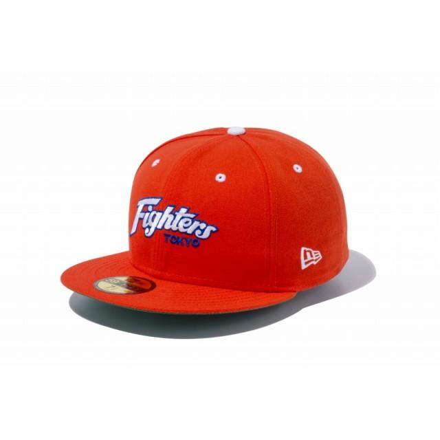 【ニューエラ公式】 59FIFTY NPBクラシック 日本ハムファイターズ 「 Fighters 」ロゴ メンズ レディース 7 (55.8cm) NPB キャップ 帽子 11434035 NEW ERA