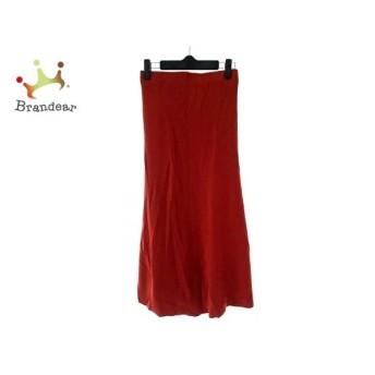 ミラオーウェン Mila Owen ロングスカート サイズ0 XS レディース ブラウン スペシャル特価 20190829