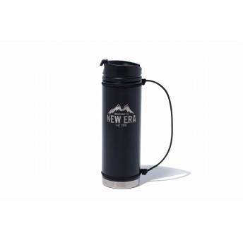 NEW ERA ニューエラ ストア限定 MIZU M7 (650ml) ボトル コーヒーリッド付き ニューエラマウンテン ブラック (保温・保冷) メンズ レディース ワンサイズ 12151553 NEWERA