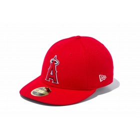 【ニューエラ公式】 LP 59FIFTY MLB オンフィールド ロサンゼルス・エンゼルス ゲーム メンズ レディース 7 (55.8cm) MLB キャップ 帽子 11901027 NEW ERA