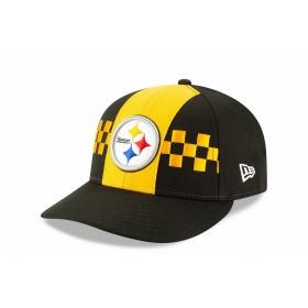 【ニューエラ公式】 LP 59FIFTY 2019 NFL ドラフトキャップ ピッツバーグ・スティーラーズ メンズ レディース 7 1/2 (59.6cm) NFL キャップ 帽子 12028733 NEW ERA