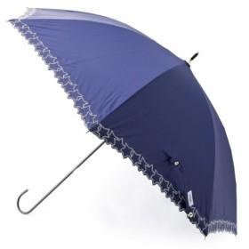 [マルイ]【セール】晴雨兼用スター刺繍長傘/スープ(SOUP)