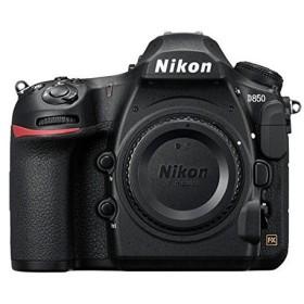 Nikon D850 ボディ [デジタル一眼レフカメラ(4575万画素・レンズ別売)] デジタル一眼カメラ