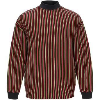 《9/20まで! 限定セール開催中》BONSAI メンズ T シャツ ブラック M コットン 100%