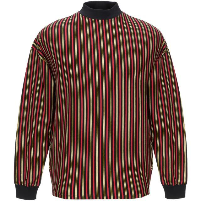 《期間限定セール開催中!》BONSAI メンズ T シャツ ブラック M コットン 100%