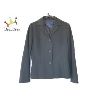 バーバリーブルーレーベル Burberry Blue Label ジャケット サイズ40 M レディース 黒 スペシャル特価 20190809
