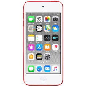 iPod touch 128GB (PRODUCT)RED MVJ72J/A 【第7世代】【2019年モデル】【新型】
