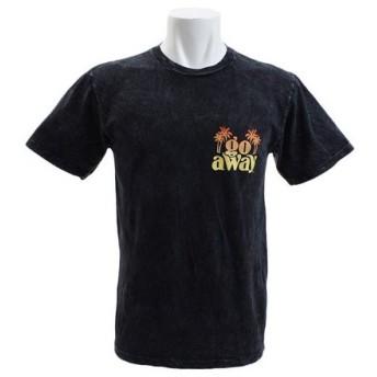 ネフ(NEFF) 半袖Tシャツ GO AWAY TEE BK (Men's)