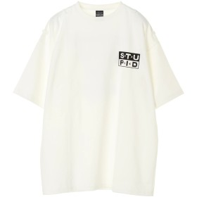 NUMBER (N)INE 【NUMBER (N)INE/ナンバーナイン】 YOU KNOW_BIG T-SHIRT(ビッグシルエットTシャツ) その他 カットソー,WHITE