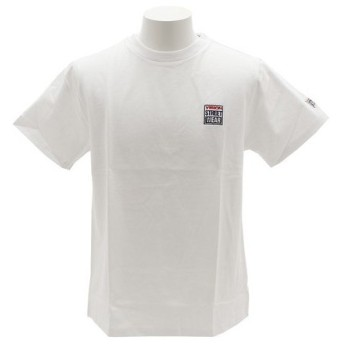 VISION ワンポイント刺繍 半袖Tシャツ 8523172-06OFF (Men's)