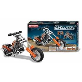 アンクルミルトンMeccano Evolution Chopper Motorbike