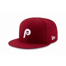 【ニューエラ公式】 59FIFTY MLB オンフィールド フィラデルフィア・フィリーズ オルタネイト2 メンズ レディース 7 (55.8cm) MLB キャップ 帽子 12026659 NEW ERA