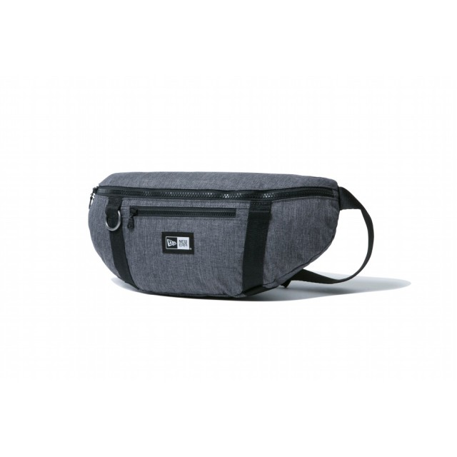 【ニューエラ公式】 ウエストバッグ 2L ヘザーグレー メンズ レディース ワンサイズ 11901463 NEW ERA