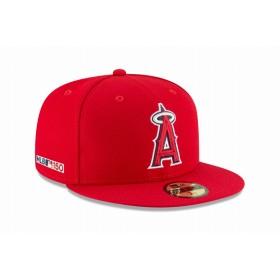 NEW ERA ニューエラ 59FIFTY MLB 150周年 オンフィールド ロサンゼルス・エンゼルス ゲーム ベースボールキャップ キャップ 帽子 メンズ レディース 7 1/2 (59.6cm) 12109420 NEWERA