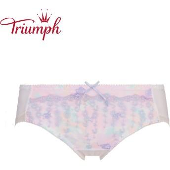 Triumph エントリーコレクション ぷにぷにパッドブラ ボーイレングスショーツ