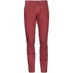 《期間限定セール開催中!》MYTHS メンズ パンツ 赤茶色 48 コットン 97% / ポリウレタン 3%