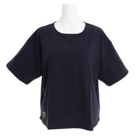 CHRISTIAN 24 ボックスヘビーショートスリーブTシャツ CH24L042 NVY (Lady's)