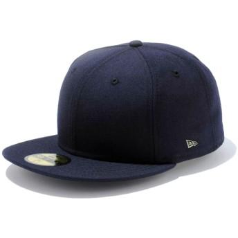 NEW ERA ニューエラ ストア限定 59FIFTY ベーシック ネイビー メタルフラッグロゴ ベースボールキャップ キャップ 帽子 メンズ レディース 7 1/8 (56.8cm) 11479010 NEWERA