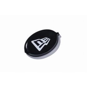 【ニューエラ公式】 コインケース ブラック × ホワイト メンズ レディース ワンサイズ アクセサリ 11506096 NEW ERA