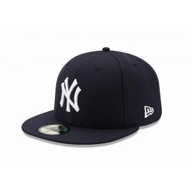 NEW ERA ニューエラ 59FIFTY MLB オンフィールド ニューヨーク・ヤンキース ゲーム ベースボールキャップ キャップ 帽子 メンズ レディース 7 (55.8cm) 11449355 NEWERA