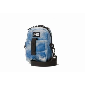 【ニューエラ公式】 ショルダーポーチ タイダイデニムプリント メンズ レディース ワンサイズ バッグ 鞄 11901926 NEW ERA