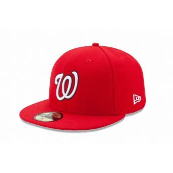 NEW ERA キャップ 59FIFTY MLB オンフィールド ワシントンナショナルズ
